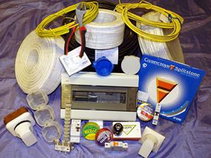 Качественнеы электромонтажные материалы