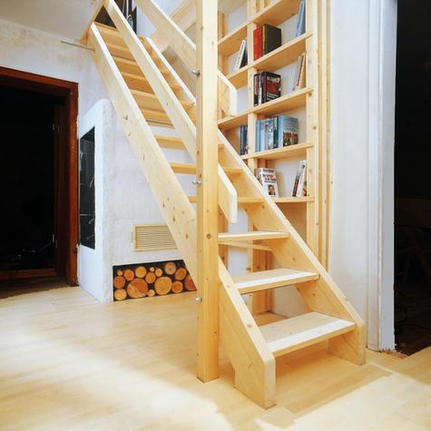 Лестницы деревянные своими руками на мансарду